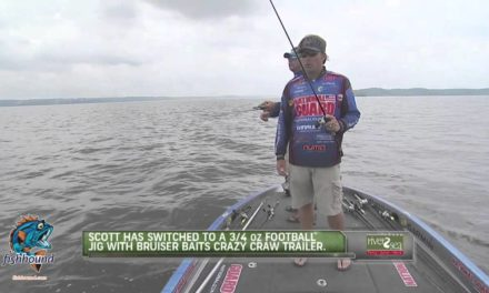 Bass Fishing: How to Catch Bass – Drop offs and Ledges 101 with Scott Martin