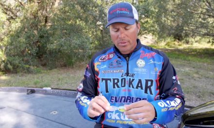 Bass Fishing: How to Fish Deep Diving Crankbaits with Scott Martin