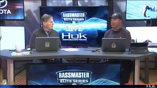 Bassmaster – Bassmaster Live: 2017 Lake Okeechobee Sunday, Part 1