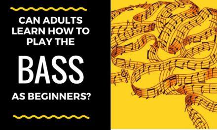 Can Adults Learn How to Play Bass as Beginners? Joe Hubbard Bass