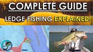 Complete Guide to Offshore Ledge Fishing   Sonar, Maps, Lures and More!