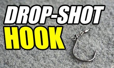 Drop Shot Hook   Bass Fishing