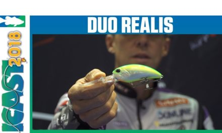 Duo Realis G87 Crankbait New Colors with Aaron Martens | iCast 2018