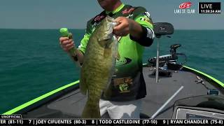 FLW Live Replays   Grigsby Smashing Smallmouth