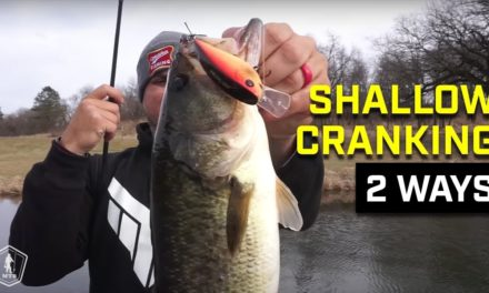 Fishing Two Styles Of Squarebill Crankbaits: How, When, & Where