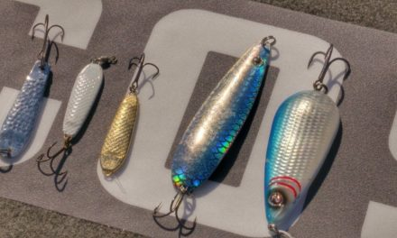 How to Fish Spoons for Bass on Floating Docks