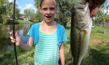 How to fish a mystery pond. Catching bass with worms for beginners