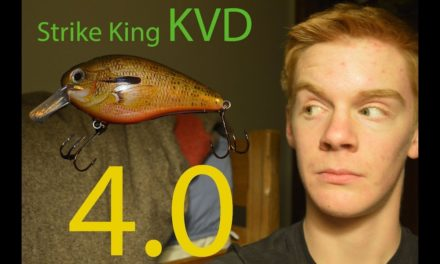 KVD 4.0 Squarebill is here!   Preview by Bassapedia
