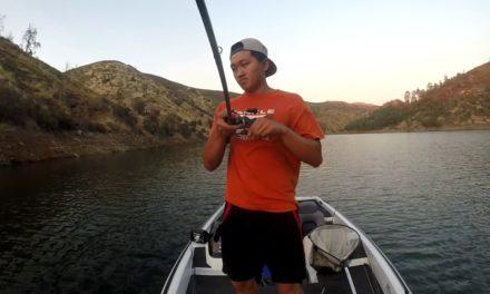 Lake McClure Bass Fishing | PB Caught!