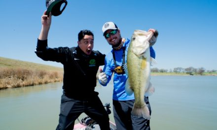 Lunkers TV – Sticking Big Bass with Optic Hecz