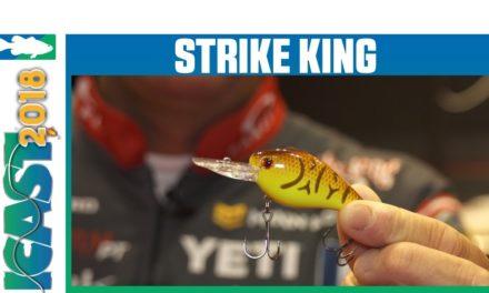 Strike King KVD Deep Diver Squarebill Crankbait with Kevin VanDam | iCast 2018