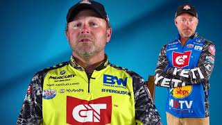 MajorLeagueFishing – Ask the Anglers: Whose Personality Trait Would You Take?