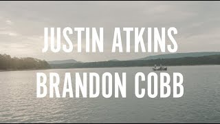 Atkins and Cobb on the Final Day