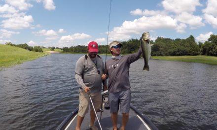 Lunkers TV – Bass Fishing 2v2v2 with Flukemaster