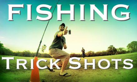 Lunkers TV – Bass Fishing – TRICKSHOTS