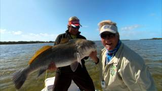 Black Drum Fishing with Skeet Reese and Addictive Fishing