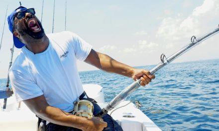 BlacktipH – Catching Monster Fish with DJ IRIE