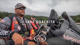 Day 5: Clent Davis on Lake Ouachita