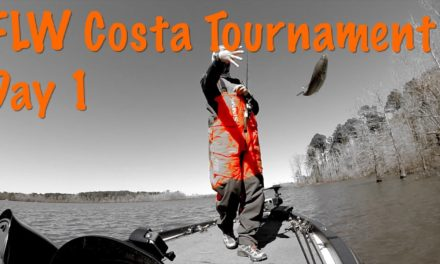 Lunkers TV – FLW Costa Tournament Day 1