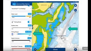 Salt Strong   – How To Find Fishing Spots Using Bottom Contour Maps [Navionics Webinar]