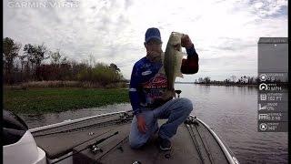 Lake Eufaula Spring Bass Fishing | Better Fish Flipping Grass