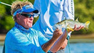 Tarpon Fishing Egmont Key and Snook Fishing St Pete Beach – 4K