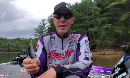 Aaron Martens' Lake Chatuge AOY Championship Recap