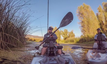 Backwater Bass Fishing – Kayaks and Flippin Sticks