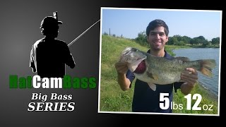Big BASS Series #2 (5.12 lbs, Swim Jig)