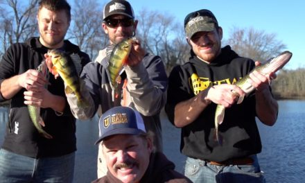 Going Ike!!! Team Fishing Tournament + Ike is an MMA Fighter?! (ft. The Miller Bros)