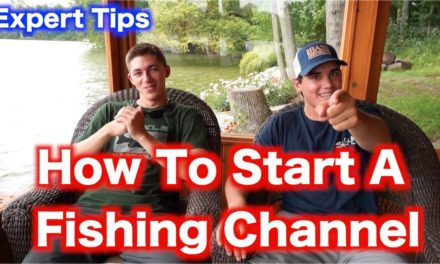 Flair – How To Start A YouTube Fishing Channel (Expert Tips)