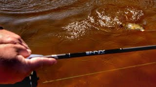 How to Power Fish Jerkbaits to Trigger River Bass