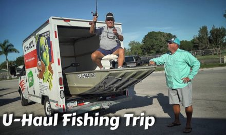 Scott Martin Pro Tips – U-Haul Fishing – Ft. Roland Martin