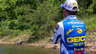 MajorLeagueFishing – Major League Lesson: Howell's Tips for Tailrace Fishing