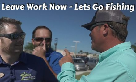 Scott Martin Pro Tips – Let's Go Fishing Now – Hope You Don't Get FIRED!