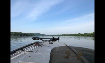 Bass Fishing Chickamauga Lake