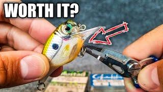 Bass Fishing for Beginners: 5 MEANINGFUL Tips for Changing Treble Hooks (Crankbait, Squarebill, etc)