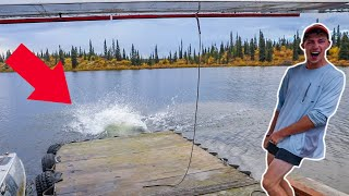 Lawson Lindsey – FROZEN FLOP FISHING CHALLENGE