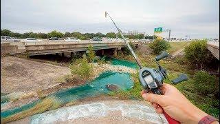 Highway Creek Fishing Challenge — Urban Bass Action