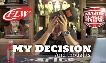 It's BEEN STRESSFUL – MLF vs. FLW – My Future
