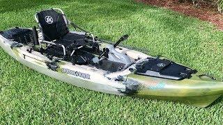 Salt Strong | – Jackson Coosa Flex Drive Kayak (Review – PROS & CONS)