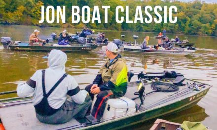 Jon Boat Bass Fishing Fall CLASSIC || What Else Can Go Wrong?