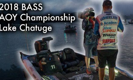 Lake Chatuge 2018 Bassmaster Angler Of The Year Championship | Wheeler Fishing Episode 23
