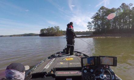Lake Martin Elite Series Ride Along – OD on BASS