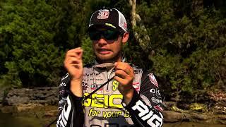 MajorLeagueFishing – Major League Lesson: Palaniuk Explains How to Fish a Spinbait