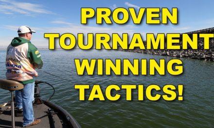Proven Tournament Winning Tactics | Bass Fishing