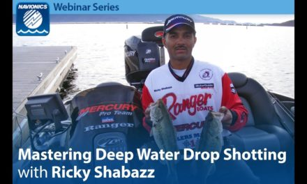 Webinar: Mastering Deep Water Drop Shotting