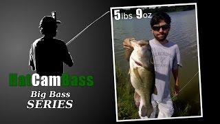 Big BASS Series #1 (5.9 lbs, California Swim JIG)