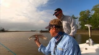DOA Lures Deadly Combo Fishing for Redfish in the Everglades