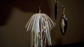 Fall Spinnerbait Bass (Hat Cam Bass)